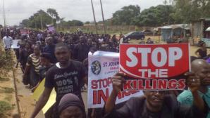 Nijeryalı Episkopos, Hristiyanlara Yönelik Soykırım Tehlikesi Konusunda Uyarıda Bulundu