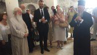 Ekümenik Patrik 1.Bartholomeos, Isparta ve Antalya'yı Ziyaret Etti
