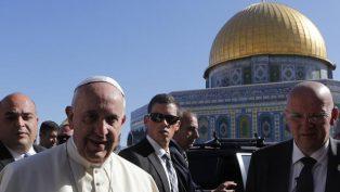 Papa Françesko: Mevcut Eylemler Ortadoğu'ya Asla Barış Getiremez!