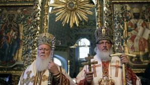 "The Patriarch Kirill: ""The main reason of the dialog is the unity of the Orthodox Christians"""