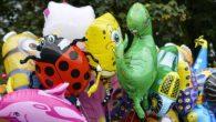 Polisin El Koyduğu Balonlar Hasta Çocuklara Dağıtıldı