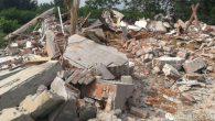 Ev ve Tren İstasyonu İnşa Etmek için Kiliseyi Buldozerle Yıktılar