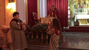 İstanbul'daki Ermeni Katolik Kiliseleri'nde Kutsal Haç Bayramı
