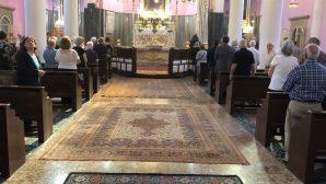 Ermeni Apostolik Kutsal Perşembe Ayini