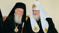 The Patriarch Kirill of all Russia and Moscow visits Istanbul