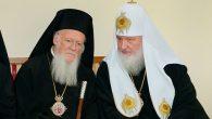 """Patrik Kirill: """"Diyaloğun Ana Konusu Ortodoks Hristiyanların Birliğidir"""""""