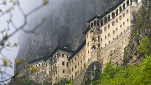 Sümela Monastery will be opened to visits after 3 years