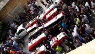 Suriye'de 5'i Çocuk 10 Hristiyan Öldürüldü