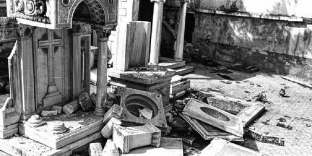 """ASCE Şişli Rum Ortodoks Mezarlığı'nı """"Evrensel Medeniyetin Anıtları"""" Arasına Aldı"""