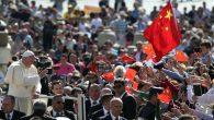Papa Çin'deki Hristiyanlar İçin Dua Etti