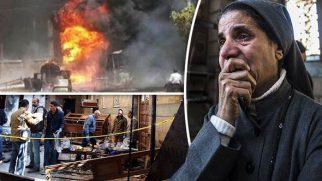 Mısır'da Hristiyanlara Saldıran 17 Kişi İçin Karar Verildi