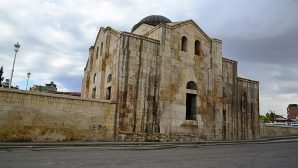 Fevkani Church turned into ruin due to lack of care
