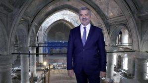 Repair Works of the Church of the Virgin Mary in Kayseri