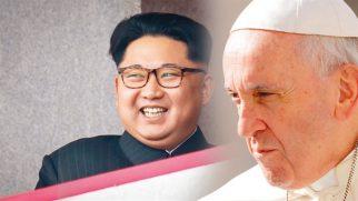 Kuzey Kore Lideri Kim Jong-un Papa'yı Ülkesine Davet Etti