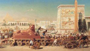 Mısır'dan Çıkış'ın Arkeolojik Kanıtları Bulunmuş Olabilir