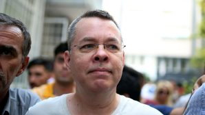 Pastor Brunson's Advocate Applies to the Constitutional Court