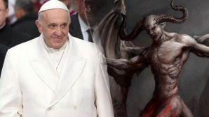 """Papa Françesko: """"Şeytan Kiliseyi Yıkmak İçin Fazla Mesai Yapıyor"""""""
