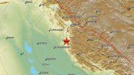 İran'da 6,4 Büyüklüğünde Deprem