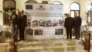 'Yan Yana Belgeseli'nin Gösterimi Antakya Ortodoks Kilisesi'nde Yapıldı