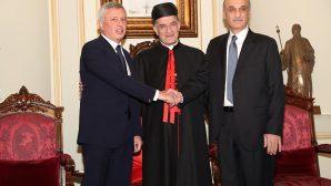 Lübnan'da Hristiyan Gruplar Arasında 40 Yıl Sonra Barış Sağlandı
