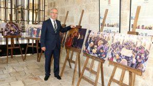 'Bayramlarda Bir Başkadır Antakya' Sergisi İlgi Gördü