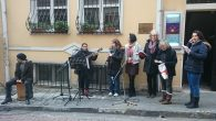Besiktas Church's Street Choir Got Appreciation