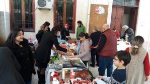 İskenderun'da Noel Kermesleri İlgi Gördü!