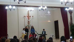Hatay Altınözü İsa Mesih Kilisesi'nde Noel Kutlaması