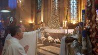 İstanbul Aziz Antuan Bazilikası'nda Noel Ertesi İlk Ayin