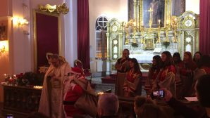 Ermeni Katolik Kiliseleri'nde 2018 Noeli