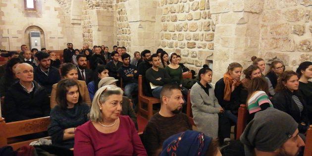 Mardin Protestan Kilisesi'nin Üye Sayısı Artıyor
