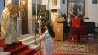Mersin'deki Katolik ve Ortodoks Kiliseleri Noel'i Kutladı