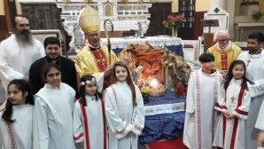 İskenderun Katolik Kilisesi'nde Noel Coşkusu Doruktaydı!