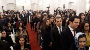 Noel Bayramı, İskenderunlu Ortodokslar Tarafından Coşkuyla Kutlandı