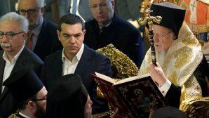 Yunanistan Başbakanı Çipras, Heybeliada Ruhban Okulunu Ziyaret Etti