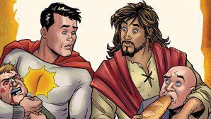 """İsa Mesih İlk Kez """"DC Comics"""" Kahramanlarından Biri Olacak"""