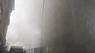 Son Dakika: Kadıköy'de Yangın