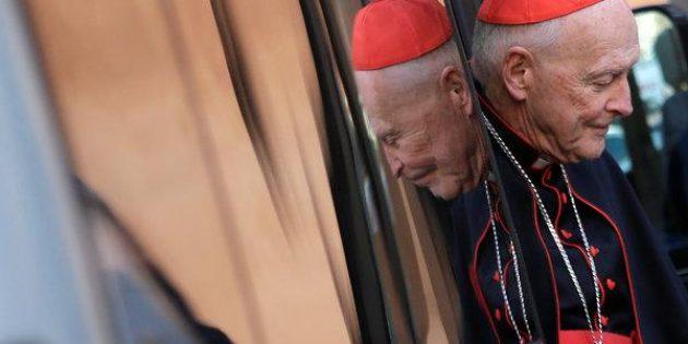 Cinsel Tacizde Bulunduğu İddia Edilen Eski Kardinal Hakkında Nihai Karar Verildi