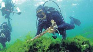 Patrik Photios İçin Batık Adada Su Altı Arkeoloji Araştırması Yapılabilir