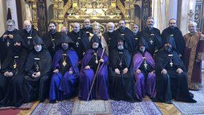 Feriköy Surp Vartanants Ermeni Kilisesi'nde Aziz Vartanants Günü Kutlandı