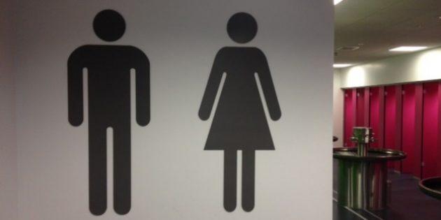 Galler'de Kız Öğrenciler Unisex Tuvaletleri Kullanmaktan Çekiniyor