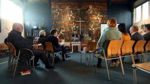 Hollanda'daki 96 Gündür 24 Saat Boyunca Yapılan Ayin Sona Erdi