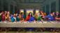 'Son Akşam Yemeği' Tablosuyla Alay Edildi