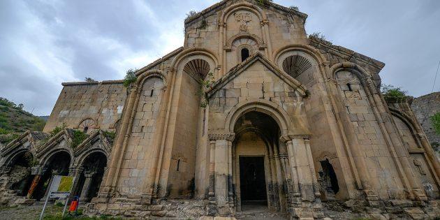 Erzurum Valisi Memiş: Öşvank Manastırını Turizme Kazandıracağız