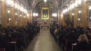 Kutsal Ruh Katedrali'nde 'Kül Çarşambası' Ayini Düzenlendi