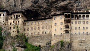 Bakan Ersoy'dan Sümela Manastırı Müjdesi