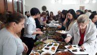 İskenderun'da Geleneksel Çarşamba Yemekleri Oruç Süresince Devam Ediyor