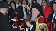 Ekümenik Patrik Bartholomeos'tan Edirne'ye Ziyaret