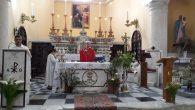 İskenderunlu Katolikler Zeytin Dalı Bayramı ile Kutsal Haftaya Başladı