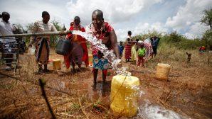 """""""Maranatha"""", isimli Hristiyan Organizasyon Kenya'da Su Kuyularının Açılabilmesi için 105.000 Dolar Bağış Topladı"""